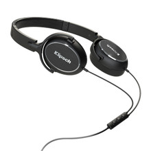 Aud'fonos Klipsch Reference R6i On-Ear Mic Negro