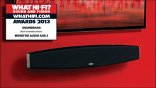 SoundBar HiFi Monitor Audio ASB-2 HDMI AirPlay