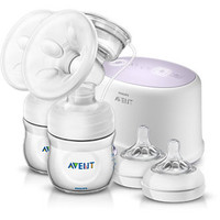 Philips Avent - SCF334/02 Comfort Twin Electric Breast Pump - 2 years warranty