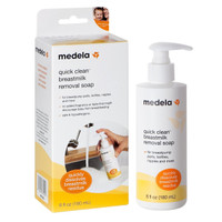 Medela - Quick Clean Breastmilk Removal Soap, 6 Ounce