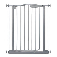 Lucky Baby - SG-35 Smart System Extra-Tall 2 Ways Swing Back Gate