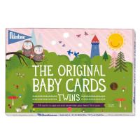 Milestone - The Original Baby Cards *Twins*