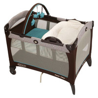 Graco - Pack 'n Play Playard with Reversible Napper & Changer, Scribbles