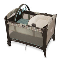 Graco - Pack 'n Play Playard with Reversible Napper & Changer, Soho Square