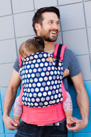 Tula Baby Carrier - Trendsetter Coral