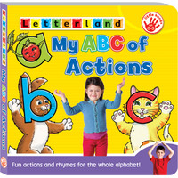 Letterland - My ABC of Actions