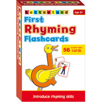Letterland - First Rhyming (FlashCards)