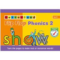 Letterland - Flip Flap Phonics 2