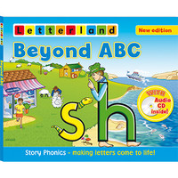 Letterland - Beyond ABC (With Audio CD inside!)