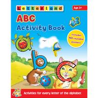 Letterland - ABC Activity Book