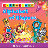 Letterland - Alphabet of Rhymes
