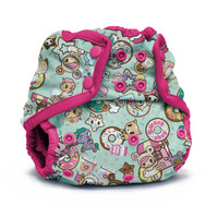 Tokidoki x Kanga Care Rumparooz Cloth Diaper Cover One Size - SNAP tokiTreats - Sherbert