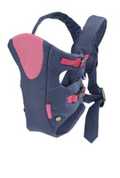 Infantino - Breathe Baby Carrier, Pink