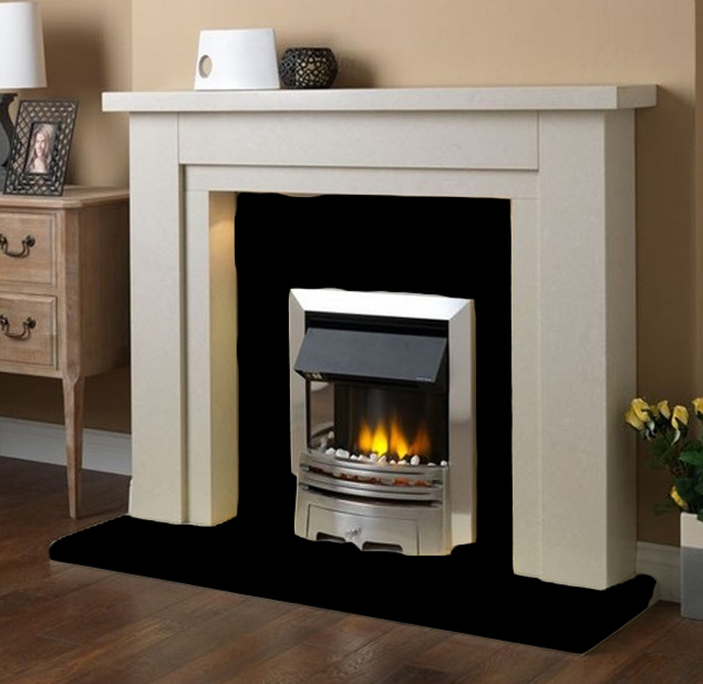 Pureglow Hanley Marble Fireplace Lowest Prices In The UK