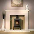 The Firefox 5 Gas Stove - Gallery Fireplace Collection