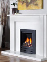 Kinder black magic modern gas fire lowest prices in the uk for Modern gas fireplace price