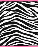 ZEBRA PASSION 8 LOOT BAGS