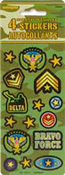 CAMO 4 STICKER SHEETS