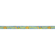 JUNGLE PARTY FOIL BANNER 3.6m (12')