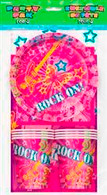 ROCK ON PARTY PACK FOR 8