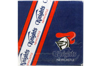 NRL PARTY NAPKINS KNIGHTS 12PK 33*33CM