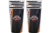 NRL PARTY CUPS TIGERS 6PK 500ML