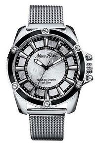 "Marc Ecko ""THE FLASH"" Stainless Steel Bracelet Watch Men's E16583G1"
