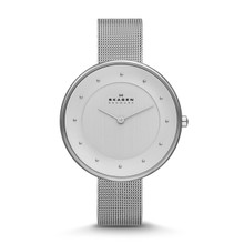 Skagen Gitte Women's Steel Mesh Watch SKW2140