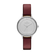 Skagen Anita Women's Leather Watch SKW2275