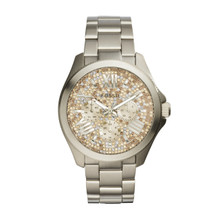 Fossil Ladies Cecile Multifunction Stainless Steel Watch AM4633 Gold