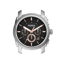 Fossil Men's Machine Chronograph Stainless Steel Case C221030