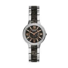 Fossil Ladies ES3918 Analog Display Analog Quartz Silver Watch ES3918