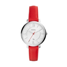 Fossil Ladies ES3926 Analog Display Analog Quartz Red Watch ES3926