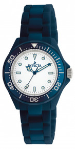 Invicta Men's 1183 Ceramics Quartz 3 Hand White Dial Watch