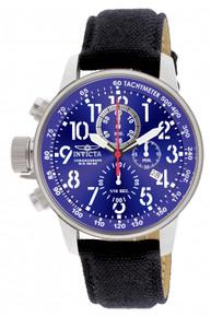 Invicta Men's 1513 I-Force Quartz Chronograph Blue Dial Watch
