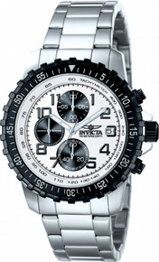 Invicta Men's 5999 Specialty Quartz Multifunction White Dial Watch
