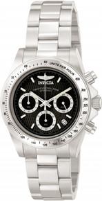 Invicta Men's 9223 Speedway Quartz Chronograph Black Dial Watch