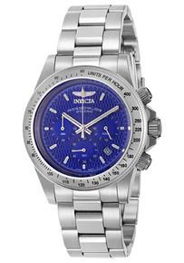 Invicta Men's 9329 Speedway Quartz Chronograph Blue Dial Watch