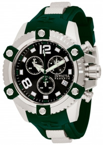 Invicta Men's 11171 Reserve Quartz Chronograph Black Dial Watch