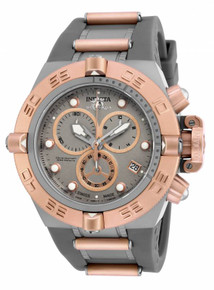 Invicta Men's 17209 Subaqua Quartz Chronograph Grey Dial Watch