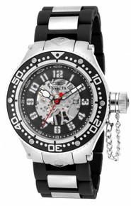 Invicta Men's 17245 Corduba Mechanical 3 Hand Black Dial Watch