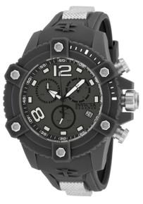Invicta Men's 17292 Reserve Quartz Chronograph Dark Grey Dial Watch