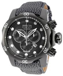 Invicta Men's 18304 Venom Quartz Chronograph Black Dial Watch