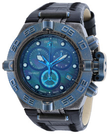 Invicta Men's 18446 Subaqua Quartz Chronograph Black Dial Watch