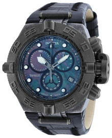 Invicta Men's 18447 Subaqua Quartz Chronograph Black Dial Watch