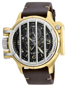 Invicta Men's 20258 Vintage Quartz Multifunction Black Dial Watch