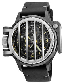 Invicta Men's 20260 Vintage Quartz Multifunction Black Dial Watch