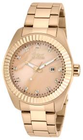 Invicta Men's 20355 Specialty Quartz 3 Hand White Dial Watch