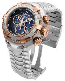 Invicta Men's 21342 Bolt Quartz Chronograph Black Dial Watch