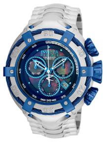 Invicta Men's 21343 Bolt Quartz Chronograph Black Dial Watch